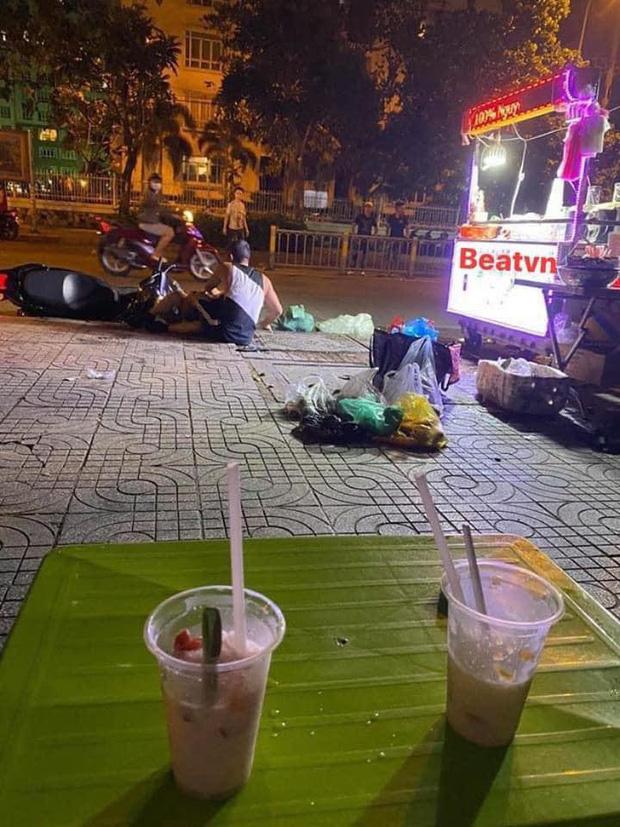 Lộ hình ảnh Lương Bằng Quang và Ngân 98 bị đánh ngoài đường, phải nhập viện điều trị - Ảnh 2
