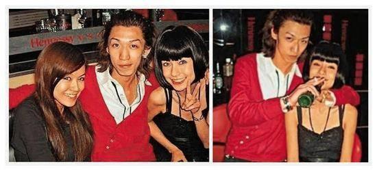 Dân mạng phát sốt với bức ảnh Angelababy đi hầu rượu 10 năm trước - Ảnh 1