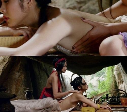 """Điều ít biết về hai lần đóng cảnh nóng """"bỏng mắt"""" của ngọc nữ Tăng Thanh Hà  - Ảnh 8"""