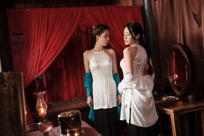 """Sau 6 tháng nổi hứng song ca """"Anh ơi anh ở lại"""", Ngọc Trinh bất ngờ xuất hiện trong MV của Chi Pu - Ảnh 2"""