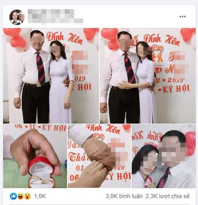 Đuổi việc thầy giáo 53 tuổi đính hôn với học trò kém 21 tuổi vì vi phạm quy định ngành - Ảnh 1