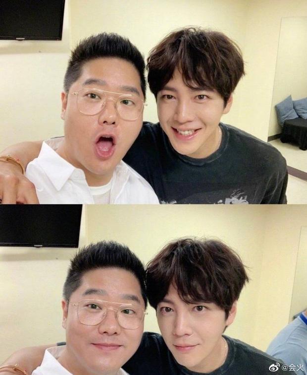 """""""Hoàng tử châu Á"""" Jang Geun Suk tái xuất với ngoại hình gây choáng, fan đồng loạt gào thét vì vẻ đẹp """"siêu thực"""" - Ảnh 1"""