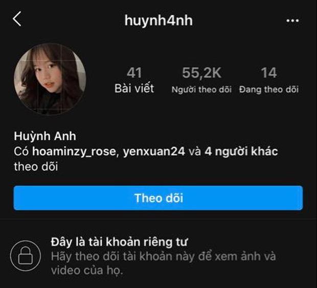 Huỳnh Anh bất ngờ unfollow Quang Hải trên mọi mặt trận, huỷ cả trạng thái hẹn hò - Ảnh 3
