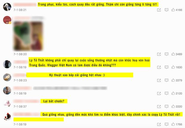 Lý Tử Thất Việt Nam bị nghi đạo nhái ý tưởng, netizen xứ Trung chỉ trích sau khi xem video - Ảnh 2