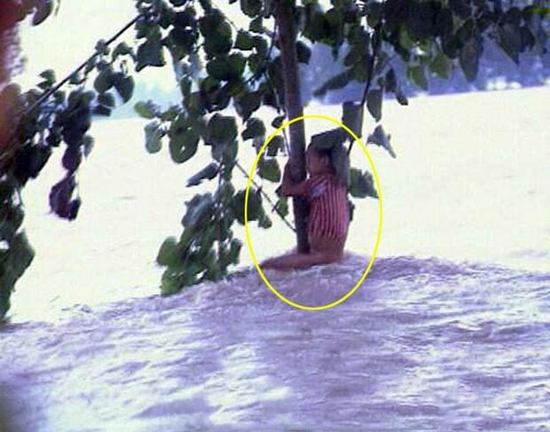 Cô bé ôm cây 9 tiếng chờ đợi được giải cứu trong trận đại hồng thuỷ năm 1998 giờ ra sao? - Ảnh 1