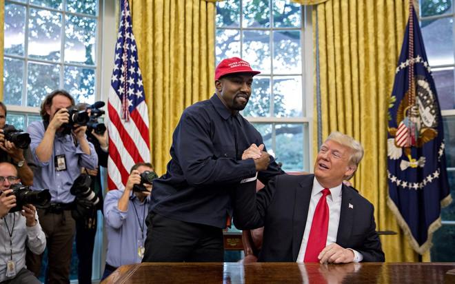 Lý do Kanye West quyết thắng cuộc chạy đua vào Nhà Trắng - Ảnh 1