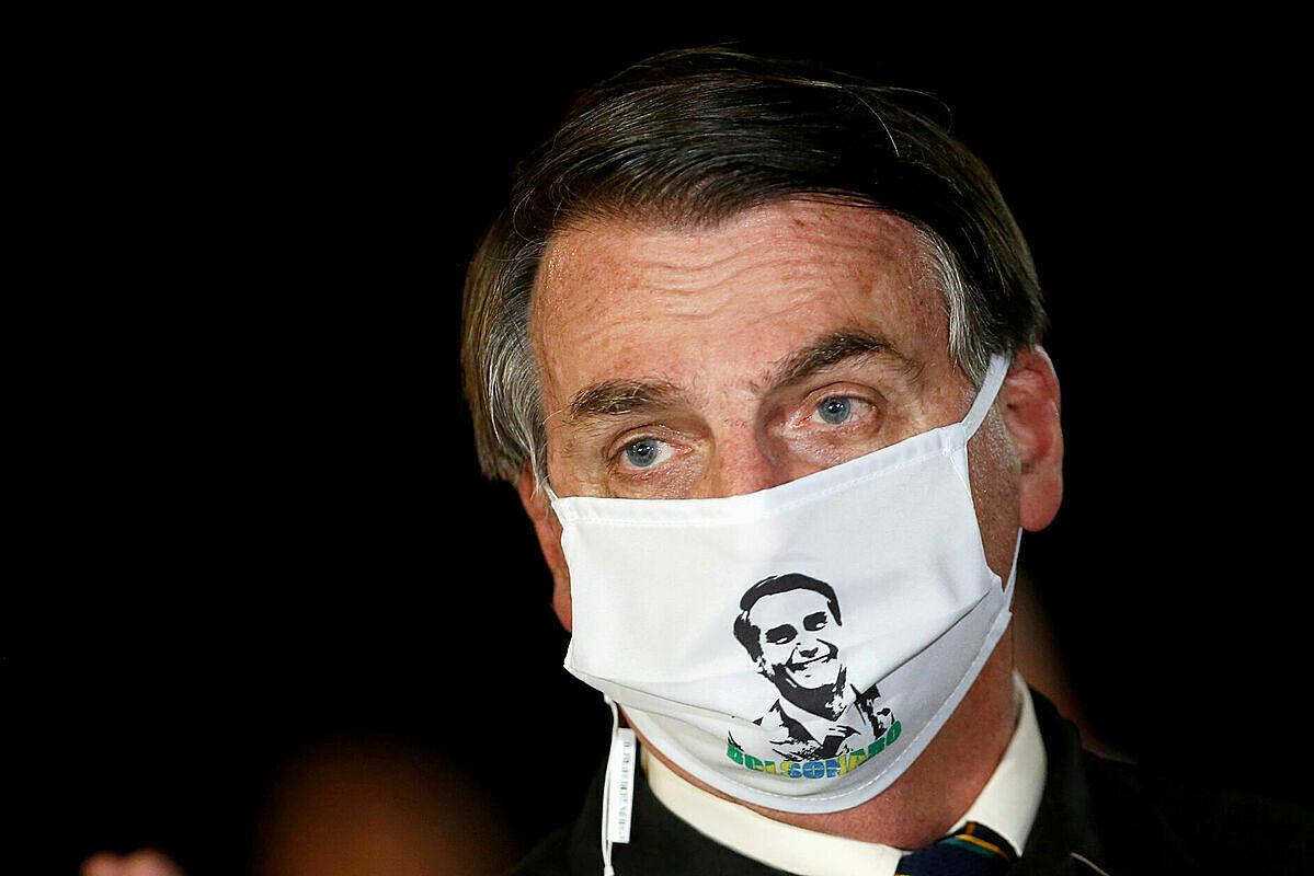 Tổng thống Brazil thông báo dương tính virus SARS-CoV-2 - Ảnh 1