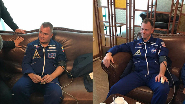Tàu vũ trụ Nga Soyuz gặp sự cố, phi hành gia thoát chết trong gang tấc - Ảnh 2