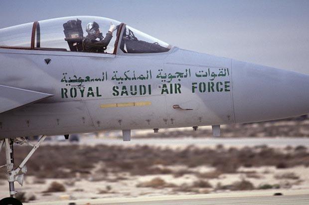 Rơi máy bay Không quân Hoàng gia Saudi Arabia, toàn bộ phi hành đoàn thiệt mạng - Ảnh 1