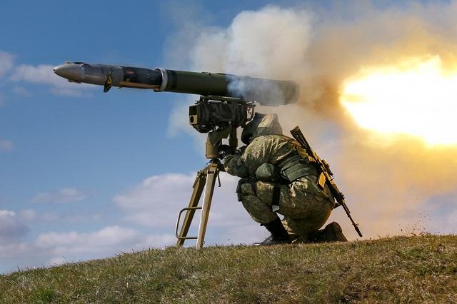 5 tổ hợp tên lửa được mệnh danh sát thủ diệt tăng mạnh nhất thế giới  - Ảnh 4