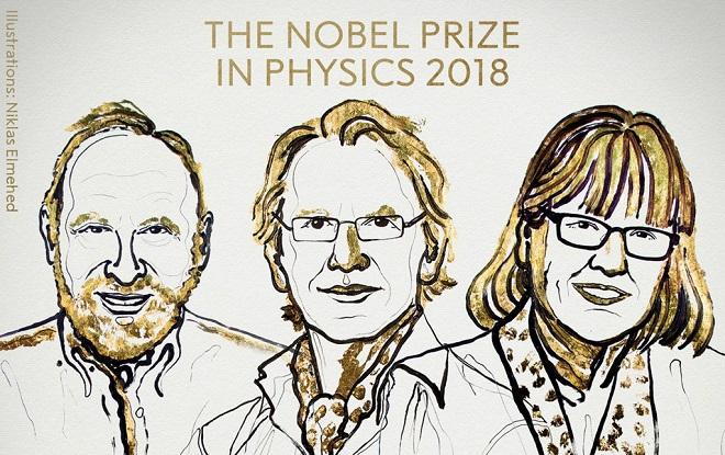Xuất hiện người phụ nữ đầu tiên giành giải Nobel Vật lý sau hơn nửa thế kỷ - Ảnh 1