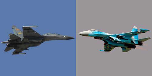 """Điểm mặt 7 chiến đấu cơ """"đạo nhái"""" trong không quân Trung Quốc - Ảnh 6"""