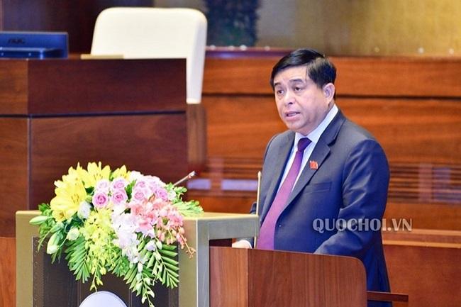 Quốc hội thảo luận về phân bổ ngân sách, đầu tư công trung hạn - Ảnh 3
