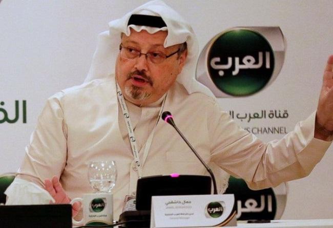 Nhà báo Khashoggi từng định công bố việc Arab Saudi dùng vũ khí hóa học - Ảnh 1