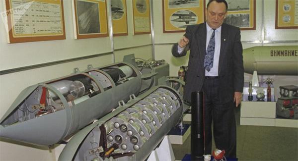 """Nga thử nghiệm thành công bom chùm tàng hình Drel khiến phương Tây """"phát sốt"""" - Ảnh 2"""