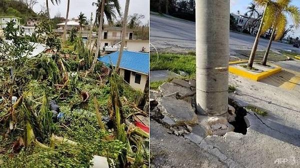 Siêu bão Yutu đổ bộ Philippines, chôn vùi hàng chục người dưới lớp đất lở - Ảnh 2