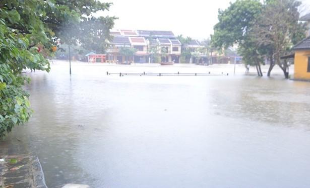 Mùa lũ cận kề, hạ du Quảng Nam cần chú trọng chống ngập lụt - Ảnh 1