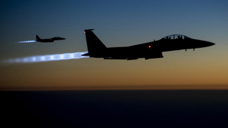 Nga: Liên quân Mỹ không kích Syria khiến hơn 120 dân thường thiệt mạng trong 1 tháng - Ảnh 1