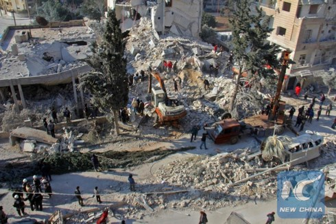 Tình hình Syria: 41 dân thường thiệt mạng bởi hỏa lực của Liên quân do Mỹ dẫn đầu - Ảnh 1
