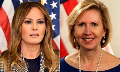Đệ nhất phu nhân Mỹ công khai kêu gọi sa thải quan chức cấp cao Nhà Trắng - Ảnh 1
