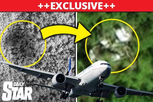 Tiếp tục xuất hiện bằng chứng mới khẳng định MH370 rơi tại Campuchia - Ảnh 2