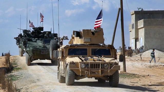 Mỹ tuyên bố ngoại trừ Nga, tất cả quân đội nước ngoài phải rời Syria - Ảnh 1