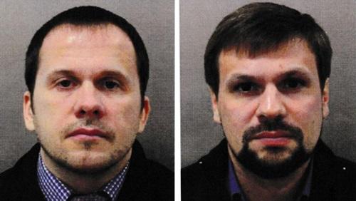 Cựu điệp viên Nga bị đầu độc: Anh công bố video nghi phạm - Ảnh 1
