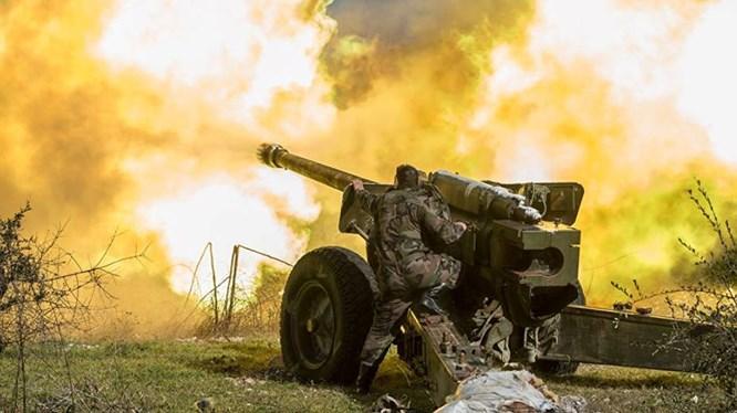 """""""Tử trận"""" Syria rực lửa: Quân đội giáng đòn chí tử vào khủng bố tại Idlib, Latakia - Ảnh 1"""