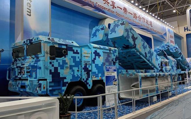 """Trung Quốc ra mắt dàn vũ khí """"khủng"""" tại triển lãm Chu Hải 2018 - Ảnh 1"""