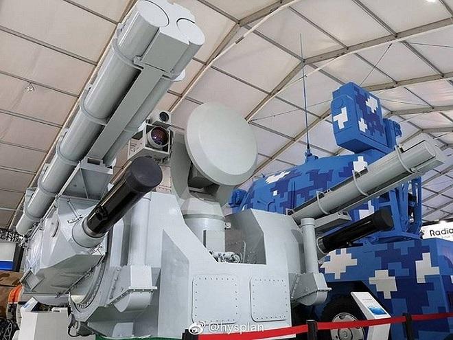 """Trung Quốc ra mắt dàn vũ khí """"khủng"""" tại triển lãm Chu Hải 2018 - Ảnh 2"""
