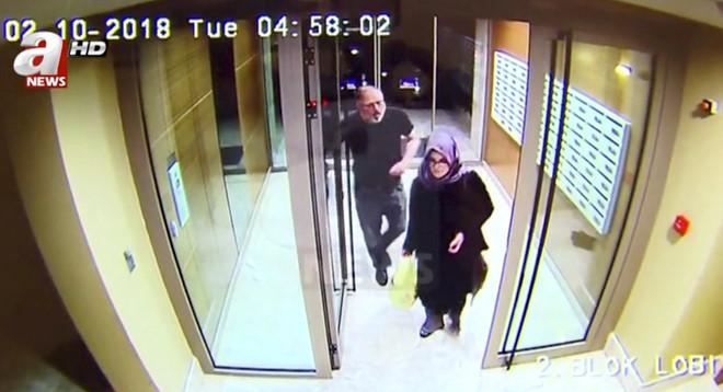 Nhà báo Khashoggi bị sát hại: Tìm thấy acid trong giếng tại lãnh sự quán Saudi Arabia  - Ảnh 2