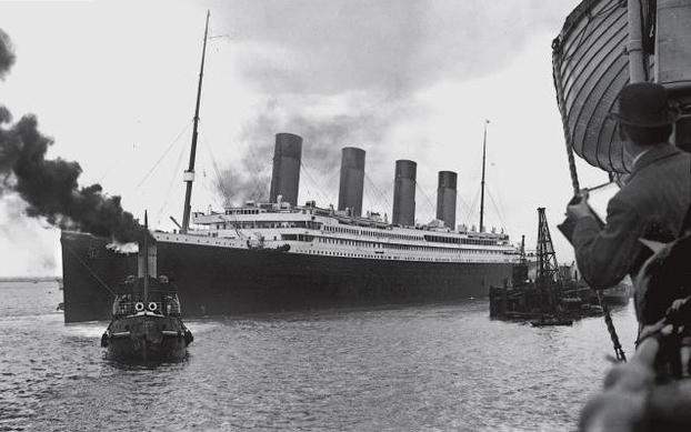 Xác tàu Titanic được cựu sĩ quan tình báo hải quân Mỹ tìm thấy như thế nào?  - Ảnh 2