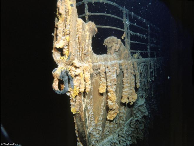 Xác tàu Titanic được cựu sĩ quan tình báo hải quân Mỹ tìm thấy như thế nào?  - Ảnh 5