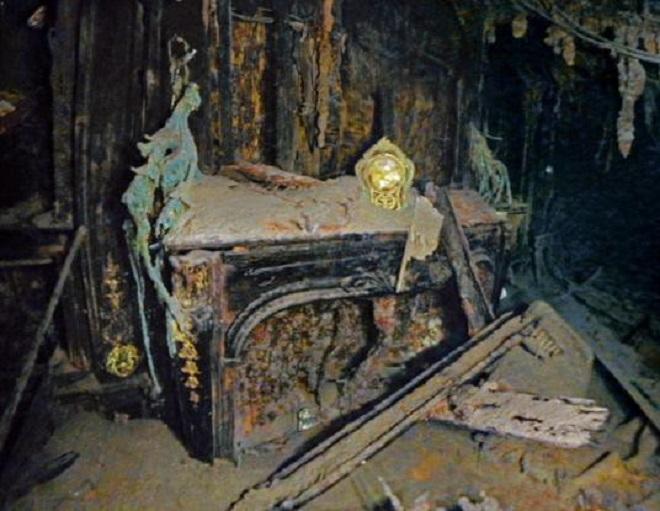Xác tàu Titanic được cựu sĩ quan tình báo hải quân Mỹ tìm thấy như thế nào?  - Ảnh 7