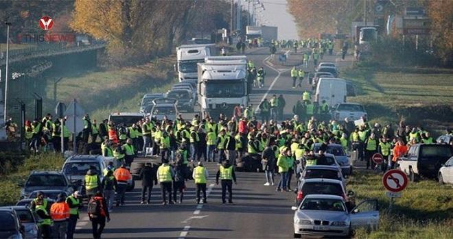 Chính phủ Pháp đau đầu vì lực lượng cảnh sát cũng đe dọa đình công, xuống đường biểu tình - Ảnh 4