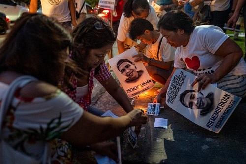 Những mảng tối ngoài sức tưởng tượng về cuộc chiến chống ma túy ở Philippines - Ảnh 4