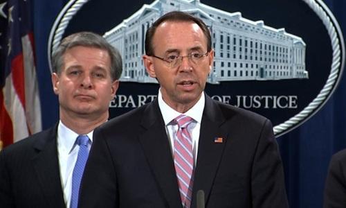 Mỹ cáo buộc tin tặc Trung Quốc tấn công 12 nước, đánh cắp bí mật thương mại - Ảnh 2