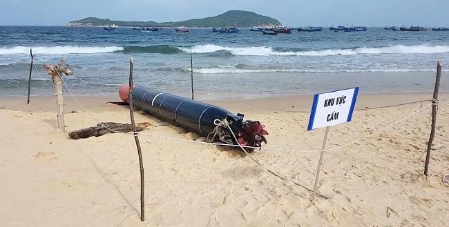 Ngư lôi Trung Quốc mắc lưới ngư dân Phú Yên, Bắc Kinh có lo lộ bí mật quân sự?  - Ảnh 2