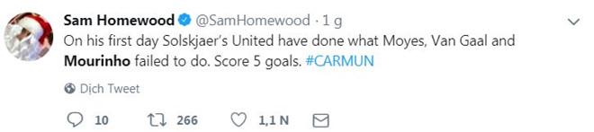 """MU đại thắng Cardiff City với tỷ số 5-1, Mourinho lại được """"gọi tên"""" nhiều nhất  - Ảnh 4"""