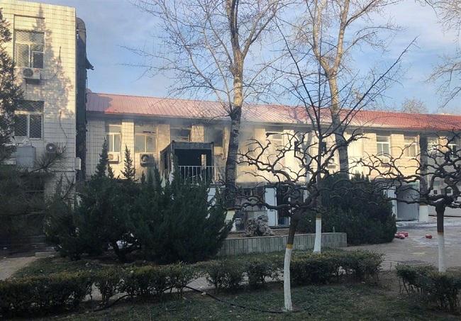 Trung Quốc: Nổ phòng thí nghiệm, 3 sinh viên thiệt mạng - Ảnh 2