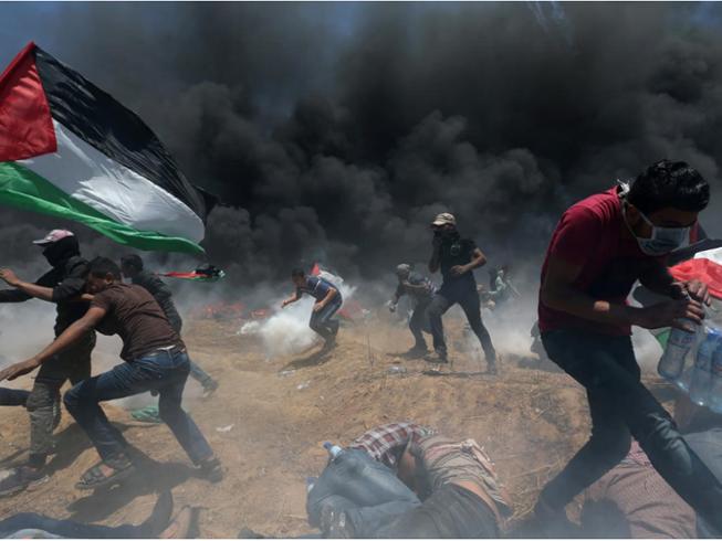 Mỹ bị tố ngăn cản Hội đồng Bảo an điều tra vụ xung đột đẫm máu ở Gaza - Ảnh 1