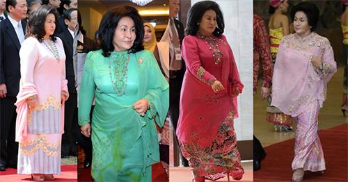 Vợ cựu Thủ tướng Malaysia nổi tiếng sống xa hoa, sẵn sàng chi hàng triệu USD để làm đẹp - Ảnh 2