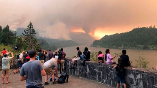 Lỡ nghịch dại, thiếu niên 15 tuổi nhận án phạt 37 triệu USD vì gây cháy rừng kinh hoàng - Ảnh 1