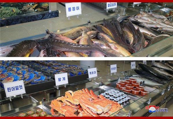 Ông Kim Jong-un bất ngờ thị sát nhà hàng hải sản ở Bình Nhưỡng trước khi sang Singapore - Ảnh 9