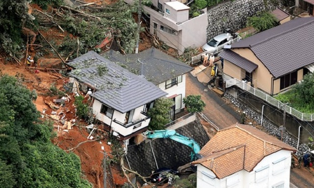 Trận mưa lũ lịch sử đã tàn phá Nhật Bản khủng khiếp tới mức nào? - Ảnh 2