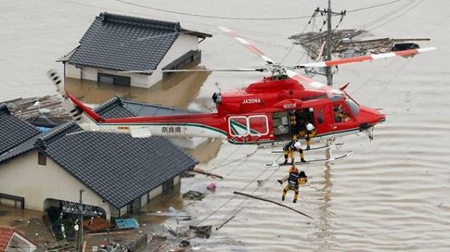 Trận mưa lũ lịch sử đã tàn phá Nhật Bản khủng khiếp tới mức nào? - Ảnh 10