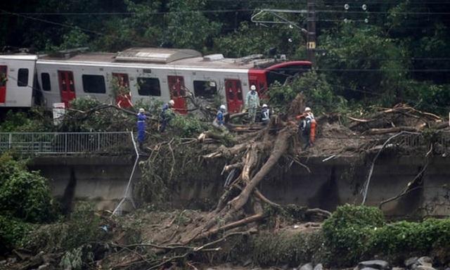 Trận mưa lũ lịch sử đã tàn phá Nhật Bản khủng khiếp tới mức nào? - Ảnh 3
