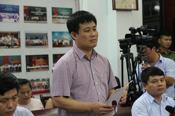 """Kết luận nghi vấn điểm thi tại Lạng Sơn: 8 bài bị hạ điểm nhưng """"không bất thường"""" - Ảnh 2"""