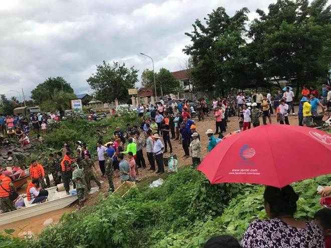 Vỡ đập thủy điện Lào: Cuộc sông bình yên của hơn 6.000 người dân bị đảo lộn - Ảnh 11