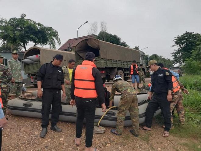 Vỡ đập thủy điện Lào: Cuộc sông bình yên của hơn 6.000 người dân bị đảo lộn - Ảnh 14